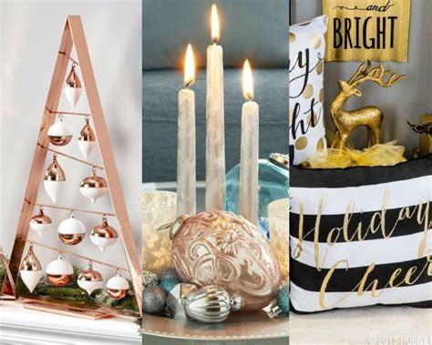 idee deco noel chic glam  brillante pour votre maison