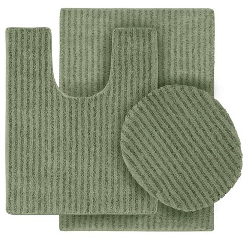 Garland Rug Jazz Lime Green 24 In X 40 In Washable