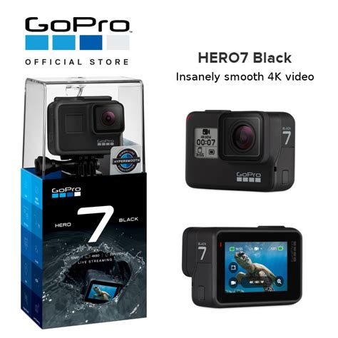 gopro hero black hero black video action camera
