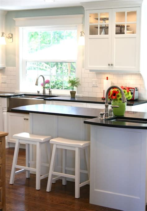 white kitchen stools white sawhorse stool traditional kitchen benjamin