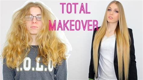 Total Makeover Transformation Before + After Feat Vanity