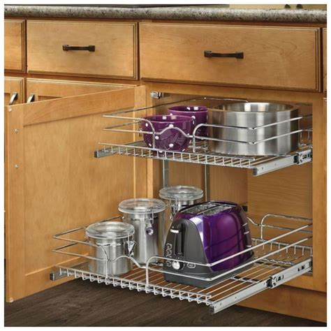 metal kitchen racks metal kitchen pull out sliding metal kitchen pot cabinet storage