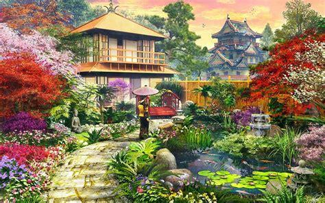 Japanischer Garten Bilder by 1920x1200 Splendid Japanese Garden Desktop Pc And Mac
