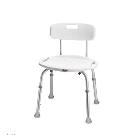 adjustable bath and shower seat with back shower chairs