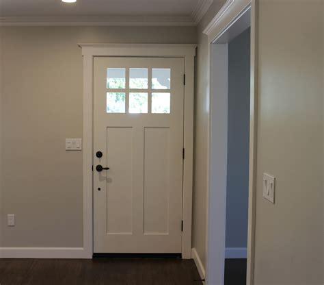 baseboard trim styles craftsman exterior door hardware door handle