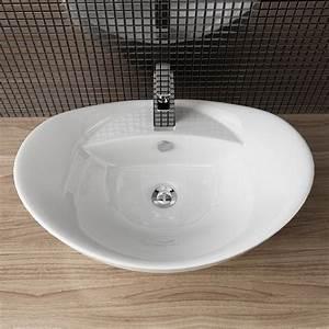 Handwaschbecken Gäste Wc : design keramik aufsatz waschbecken tisch ~ Michelbontemps.com Haus und Dekorationen