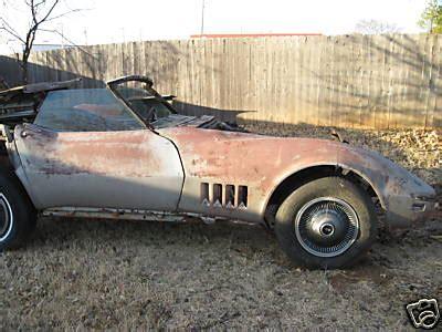rustingmusclecarscom blog archive  corvette