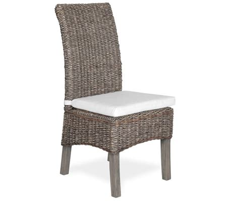 gray wash chair to go with white washed dining table for