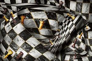 Hobby - Chess - Your Move Digital Art by Mike Savad