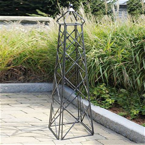 Plans To Build Metal Garden Pyramid Trellis Pdf Plans