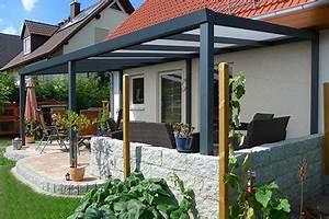 Terrassenüberdachung Freistehend Selber Bauen : terrassen berdachungen online bestellen ~ Watch28wear.com Haus und Dekorationen