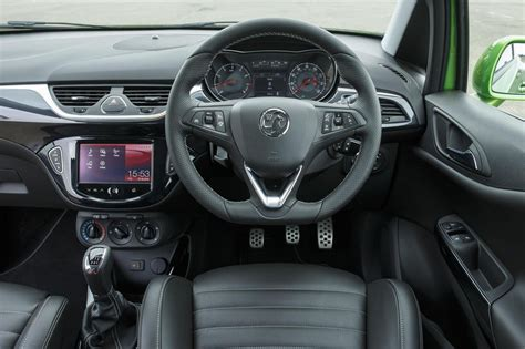 vauxhall corsa inside 2015 vauxhall corsa vxr features and specs machinespider com