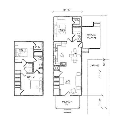 narrow bathroom floor plans narrow house floor plans 171 floor plans