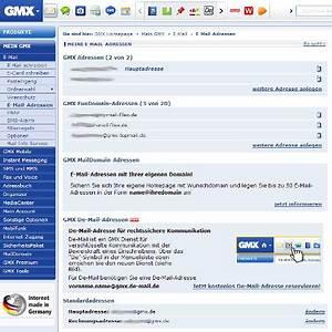 Gmx E Mail Adresse ändern : neue alias adresse bei gmx erstellen tipp tipp archiv ~ Eleganceandgraceweddings.com Haus und Dekorationen