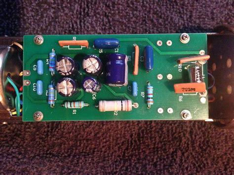 Diy Vacuum Tube Condenser Microphone Kit