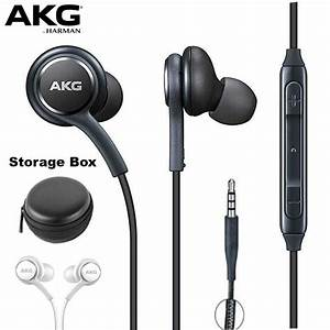 Akg Earphones Ig955 3 5mm In Ear With Microphone Wire