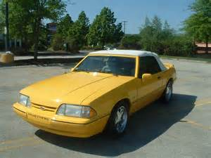 1993 Ford Mustang LX Convertible Feature Car for sale