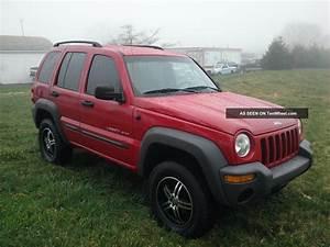 2003 Jeep Liberty Sport Sport Utility 4