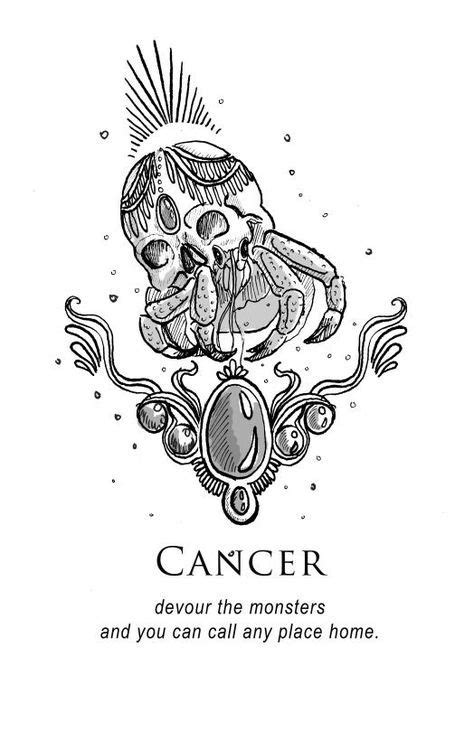 35 best Cancerian Tattoos images on Pinterest | Signs