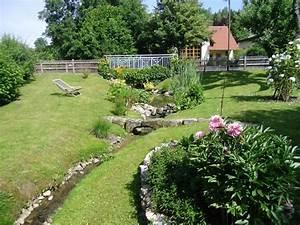 Bachlauf Im Garten : bachlauf anlegen bachlauf anlegen mit bachlaufschalen new ~ Michelbontemps.com Haus und Dekorationen
