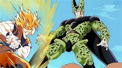 Dbz Animes Avec Meilleurs Combats Goku Selon