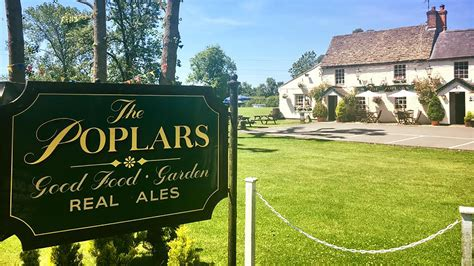 The Poplars - Wingfield - Restaurant and Country Pub