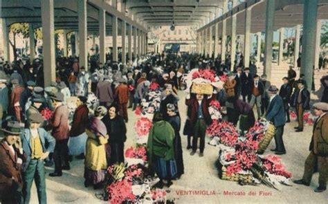 mercato dei fiori sanremo mercato dei fiori