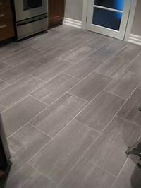 ceramic tile floor Brick pattern   Flips   Pinterest   Kitchen floors