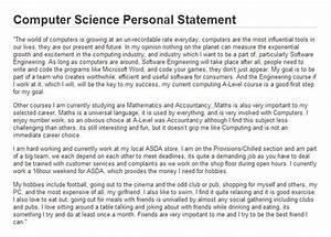 personal interest essay