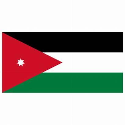 Flag Jordan Icon Jo Wikipedia Icons Flags