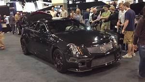 2012 All Black Cadillac