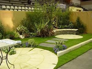 jardin paysager ladouceur paysagiste pav fontaine piscine With amazing jardin en pente amenagement 0 amenagement dun jardin en restanques aix jardin