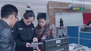 Tiger Voc Detectors Used As Part Of Chinese Metro Security