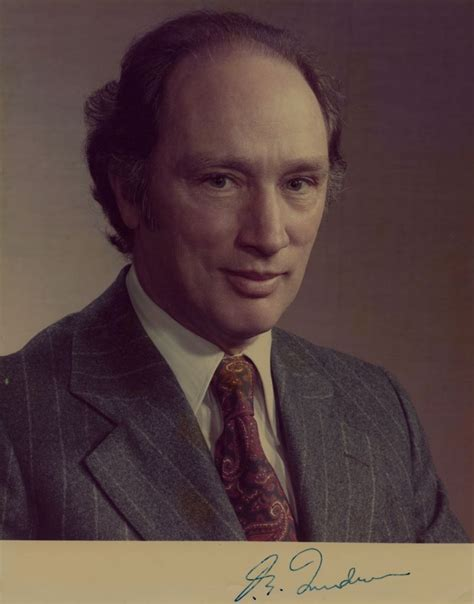 Pierre Trudeau by Pierre Trudeau Signed Photo Canadian Prime Minister