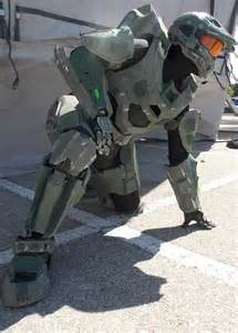 Halo 4 Master Chief Cosplay
