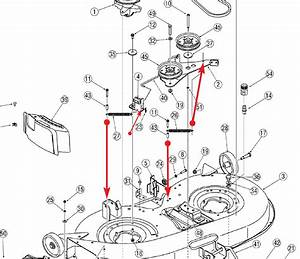 31 Troy Bilt Riding Mower Belt Diagram