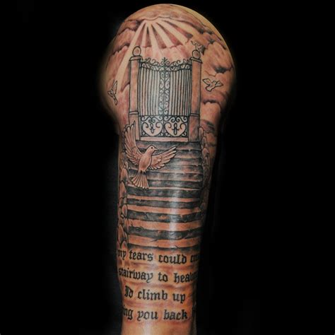 Best Heaven Tattoo Ideas And Images On Bing Find What You Ll Love