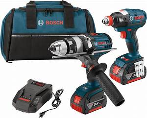 Cordless Combo Kits | Bosch Power Tools
