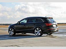 AVUS PERFORMANCE Audi Q7 A slightly different SUV