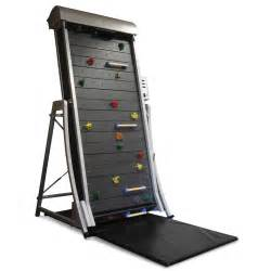 The Climbing Wall Treadmill.