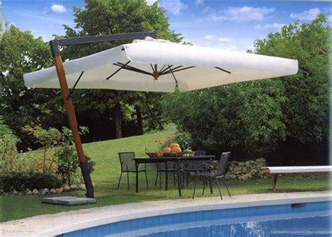 offerte ombrelloni da giardino ombrelloni da giardino prezzi e modelli consigliati