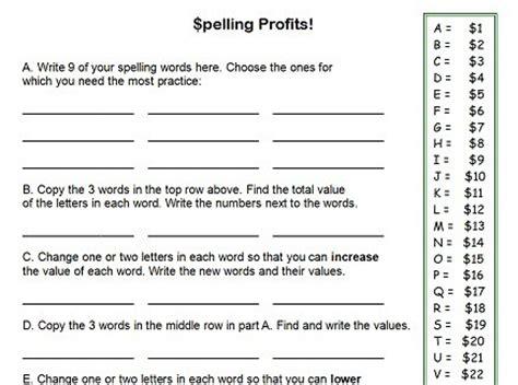 all worksheets 187 year 8 spelling worksheets printable