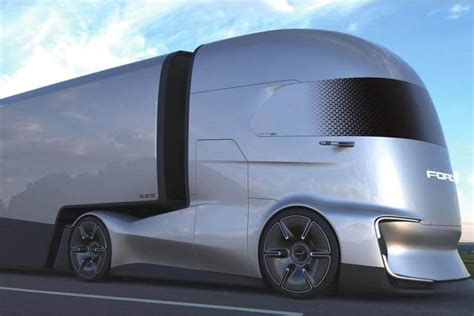 nouveaux camions ford f max et concept f vision