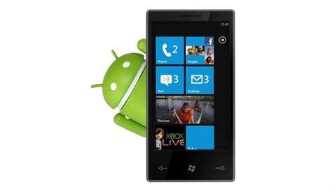 how to android apps on windows phone windows phone zal mogelijk android apps ondersteunen