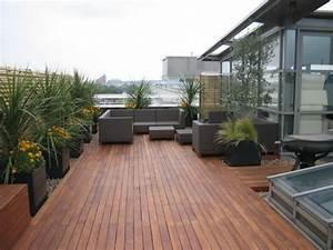 Terrasse Gestalten Modern : eine dachterrasse gestalten neue fantastische ideen ~ Watch28wear.com Haus und Dekorationen
