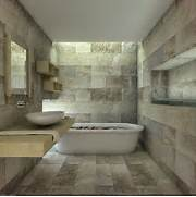 Photo Stone Tile Bathrooms Natural Stone Bathroom By Overstone On DeviantArt