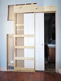 how to install a pocket door How to Destroy Your Fears: Install a Pocket Door   Hometalk