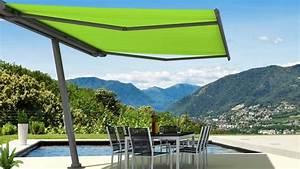 Protection Soleil Terrasse : store terrasse exterieur store banne protection soleil c t maison ~ Nature-et-papiers.com Idées de Décoration