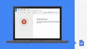 Google revamps docs with voice typing search for Google docs app voice