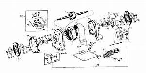 Craftsman Model 39719501 Grinder Genuine Parts